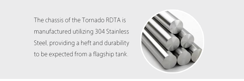 IJOY Tornado RDTA Tank | 24mm diameter