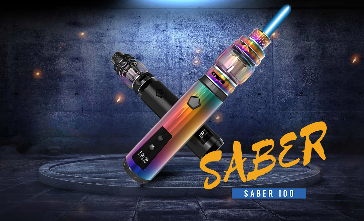 IJOY Saber 100w Tube Mod | 20700 VW Kit 3000mAh
